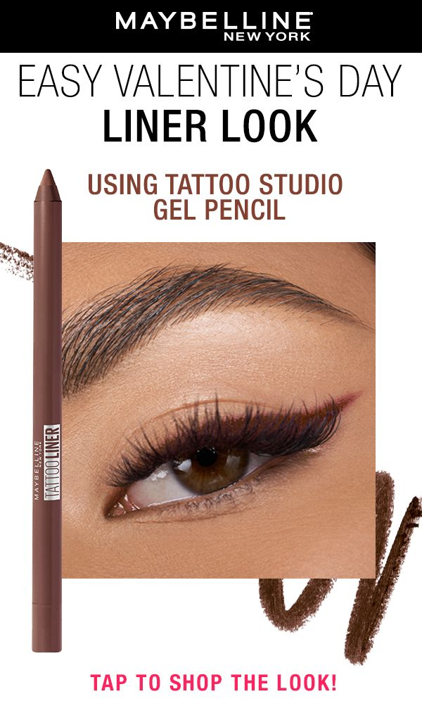 Maybelline Tattoo Studio Gel Pencil Liner