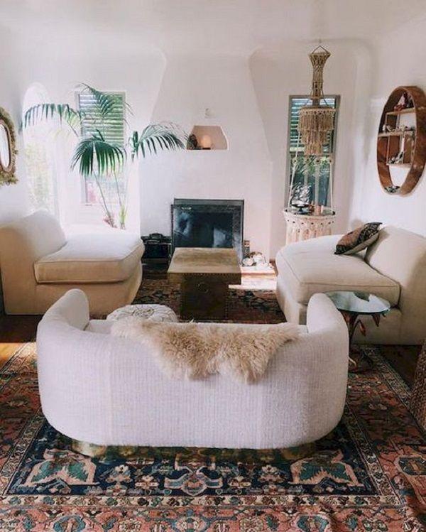 40 Bohemian Interior Design Ideas   Art and Design