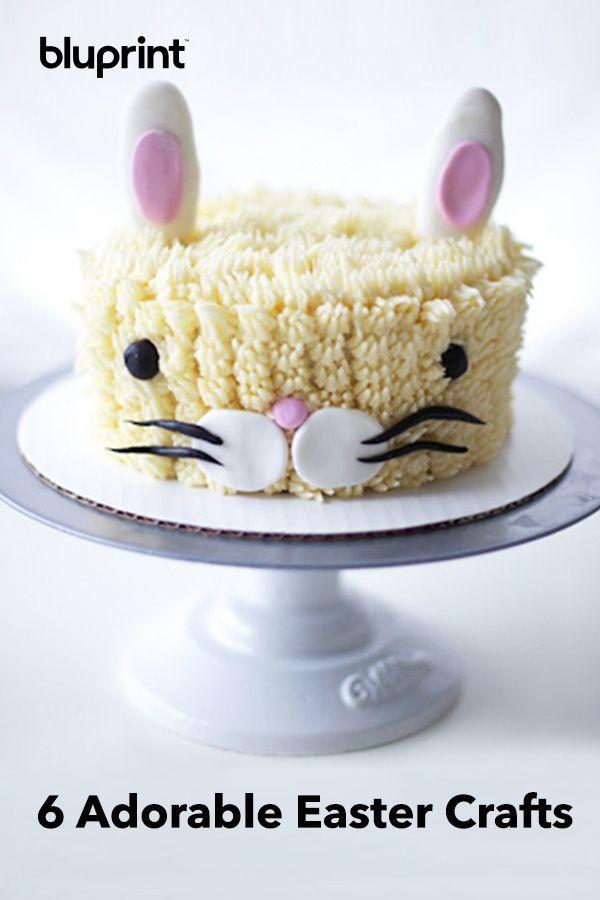 6 Adorable Easter Crafts