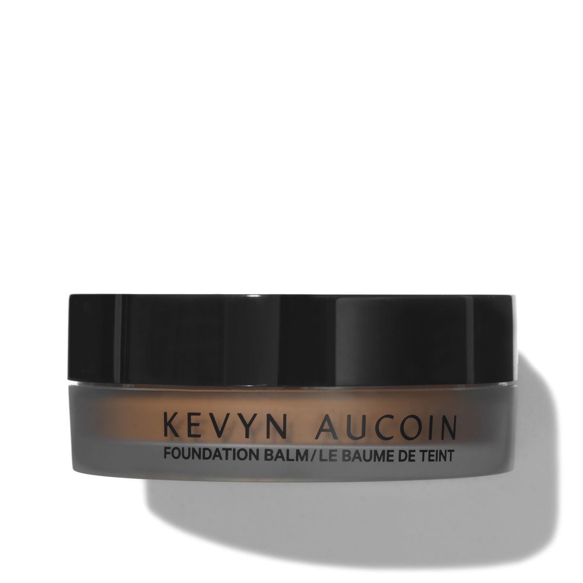 You had me at 'balm' - KEVYN AUCOIN Foundation Balm applied with a brush for a flawless finish