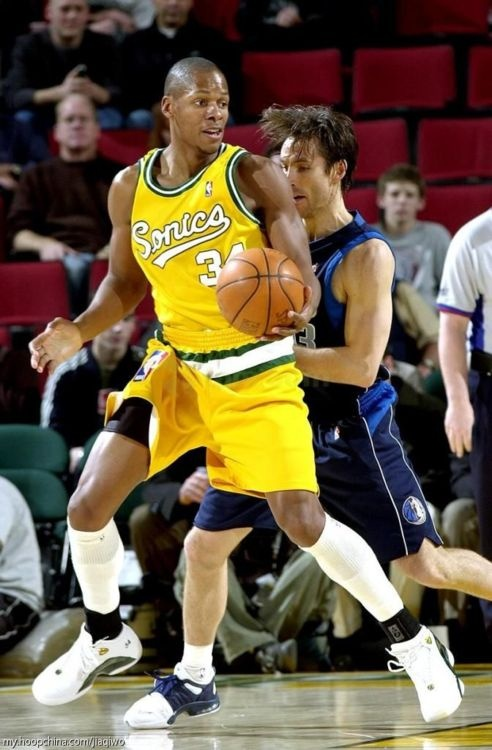 11 Ray allen jesus ShuttleWorths ideas   ray allen, basketball ...