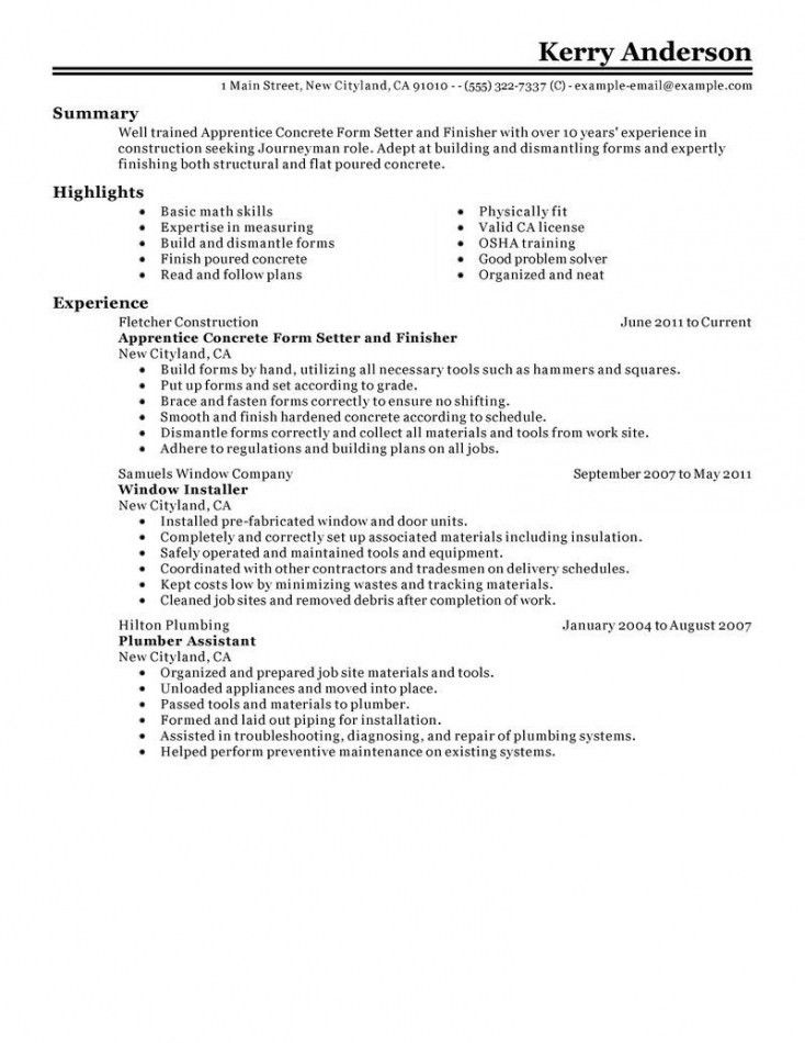 Production Worker Job Description Production Supervisor Job - production supervisor job description