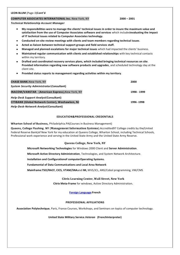 cio resume cio resume samples tips for a successful engineering