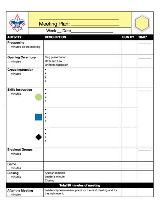 Meeting Minutes Forms Blank Meeting Minute Form, Meeting Minutes - meeting planning template