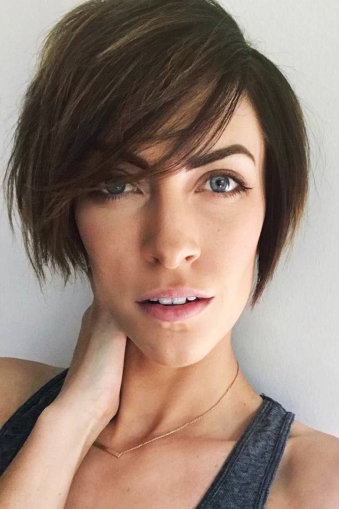 """Layered Wispy Bob With Light Bangs <a class=""""pintag"""" href=""""/explore/shorthair/"""" title=""""#shorthair explore Pinterest"""">#shorthair</a> <a class=""""pintag"""" href=""""/explore/bangs/"""" title=""""#bangs explore Pinterest"""">#bangs</a> <a class=""""pintag"""" href=""""/explore/pixie/"""" title=""""#pixie explore Pinterest"""">#pixie</a> ★ Are you ready to get captivated by the best ideas of short hair with bangs? Dive in our gallery to make your cut even better: curly pixie hairstyles for round faces, messy and edgy shoulder length bob ideas, medium curly cuts with bangs and layers are here to freshen up your style! ★ See more: <a href=""""https://glaminati.com/short-hair-with-bangs/"""" rel=""""nofollow"""" target=""""_blank"""">glaminati.com/…</a> <a class=""""pintag"""" href=""""/explore/glaminati/"""" title=""""#glaminati explore Pinterest"""">#glaminati</a> <a class=""""pintag"""" href=""""/explore/lifestyle/"""" title=""""#lifestyle explore Pinterest"""">#lifestyle</a><p><a href=""""http://www.homeinteriordesign.org/2018/02/short-guide-to-interior-decoration.html"""">Short guide to interior decoration</a></p>"""