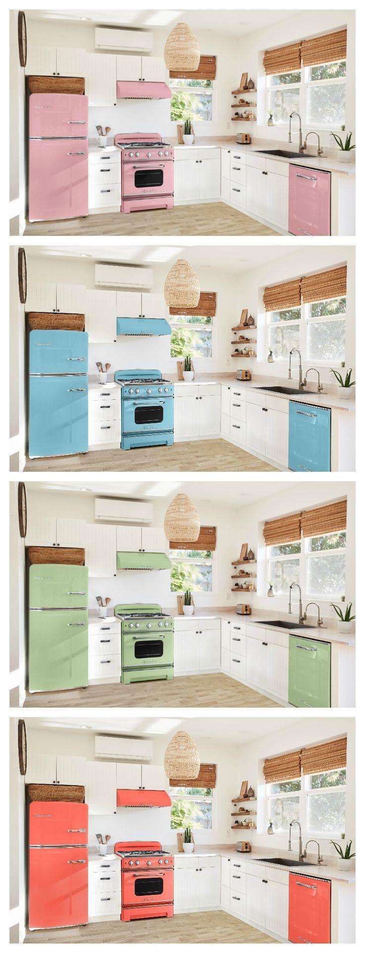 Retro Kitchen Style 😍