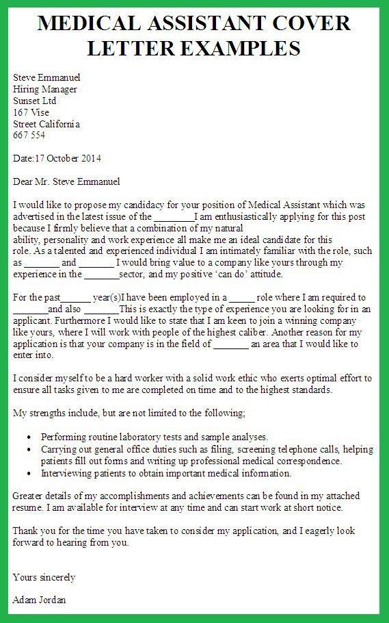 Medical Assistant Externships Externship For Medical Assistants 2 - medical assistant thank you letter sample