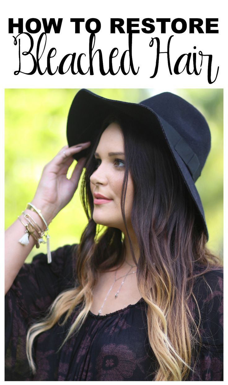 Great tips for coloured or bleached hair! @Nexxus #ad