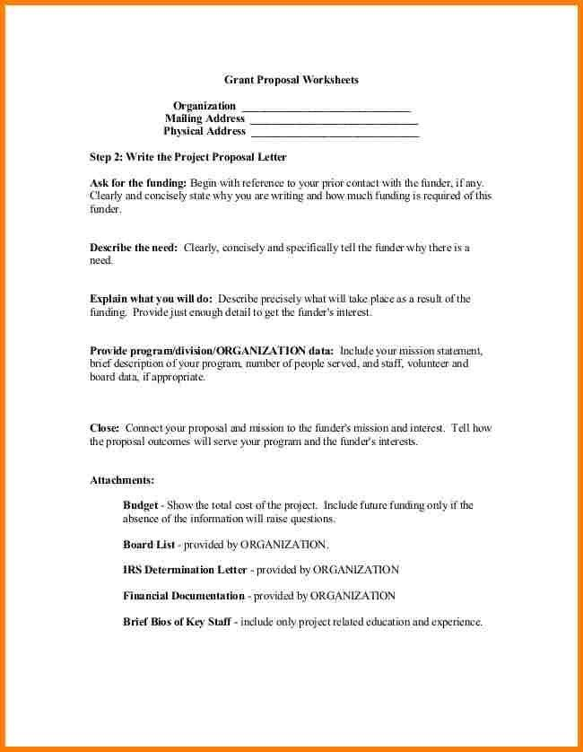 raise proposal letter