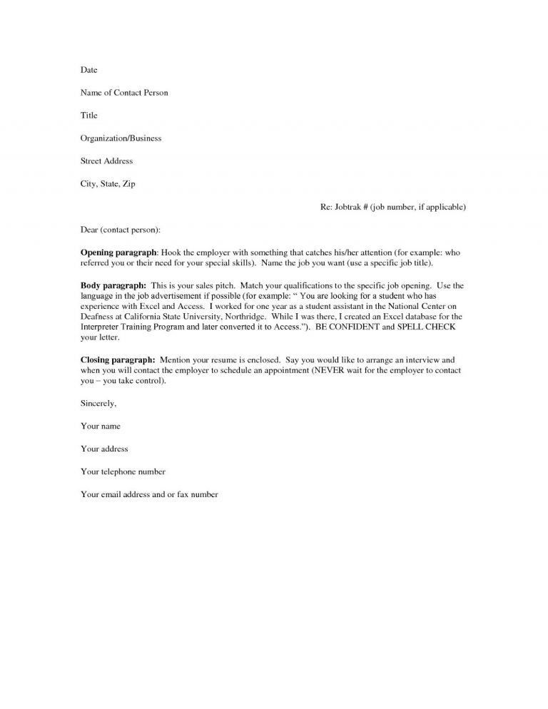 Scenic carpenter cover letter