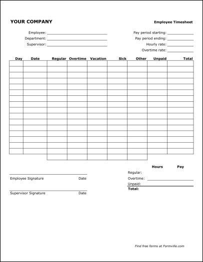 Payroll Forms Templates Sample Blank Payroll Form Template 8 Free - sample payroll timesheet