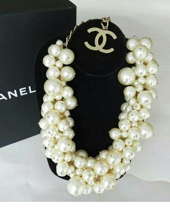 Pearls from Chanel