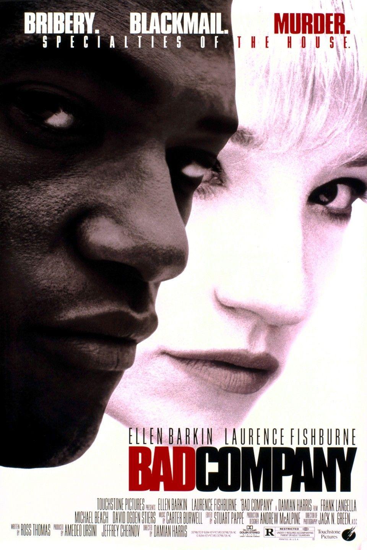 Bad company 1995 movie posters it movie cast film