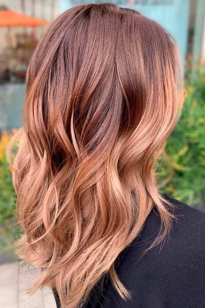Caramel Brown #wavuhairstyles #layeredhair ★ Brown hair is often considered to be understated, but we think it is stunning and sexy. See these 20 sultry shades of brown for summer fun in the sun! #glaminati #lifestyle #brownhair