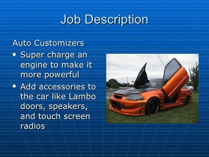 mechanic technician job description job description for handset