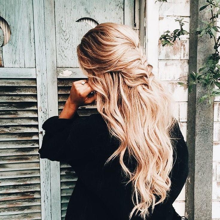 Idées et Tendances coloration cheveux blonds 2017 Image Description .