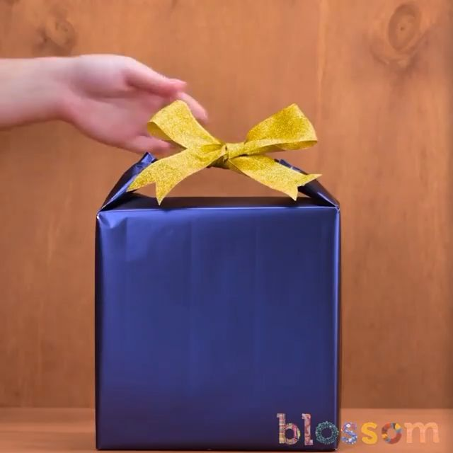 Wrapping gifts got a whole lot easier with these 5 clever ideas!🎁