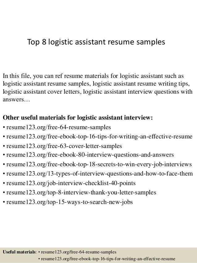 logistic advisor resume logistic advisor resume sap logistics
