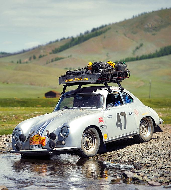 Porsche 356A (1957 #porsche 356A (1957) #porschecar