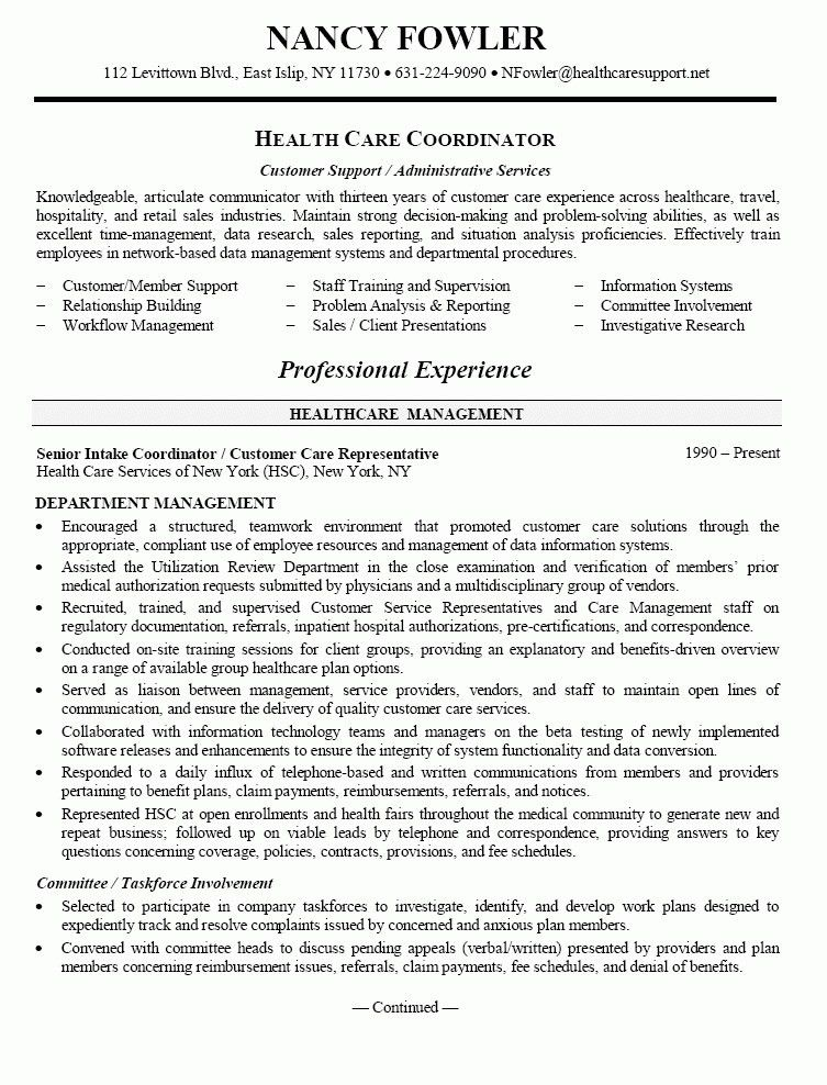 Clinical Research Coordinator Resume Clinical Research - project coordinator resume