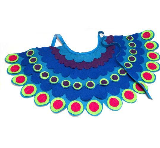 DIY Peacock Costume Guest Post