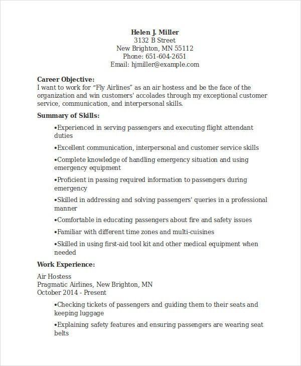 flight attendant job description efficiencyexperts - trade marketing job description