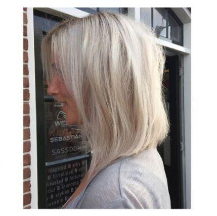Hair Cuts Blonde Medium Salons 36 Ideas #hair