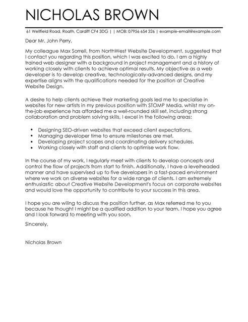 Cto Cover Letter best cover letter samples for job application - cto resume examples