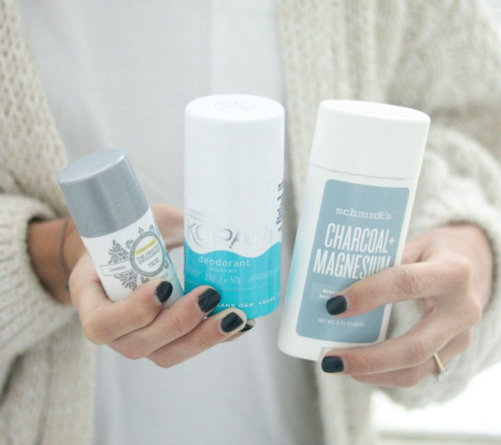 6 Months, 3 Natural Deodorants Here's What Happened | Cobalt Chronicles | Washington, DC | Beauty Blogger