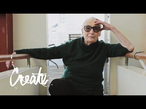 Visions Not Previously Seen: The Groundbreaking Design Work of Barbara Stauffacher Solomon - YouTube