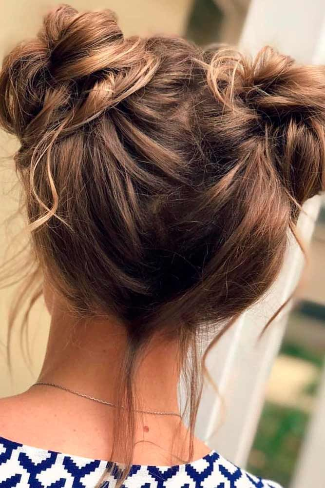 "Two Top Knots <a class=""pintag"" href=""/explore/topknothairstyles/"" title=""#topknothairstyles explore Pinterest"">#topknothairstyles</a> <a class=""pintag"" href=""/explore/messyhair/"" title=""#messyhair explore Pinterest"">#messyhair</a> ★ Immerse into our collection of hairstyles for medium length hair. These ideas will help you create contemporary and modern look. Get some inspiration! ★ See more: <a href=""https://glaminati.com/hairstyles-for-medium-length-hair/"" rel=""nofollow"" target=""_blank"">glaminati.com/…</a> <a class=""pintag"" href=""/explore/glaminati/"" title=""#glaminati explore Pinterest"">#glaminati</a> <a class=""pintag"" href=""/explore/lifestyle/"" title=""#lifestyle explore Pinterest"">#lifestyle</a><p><a href=""http://www.homeinteriordesign.org/2018/02/short-guide-to-interior-decoration.html"">Short guide to interior decoration</a></p>"
