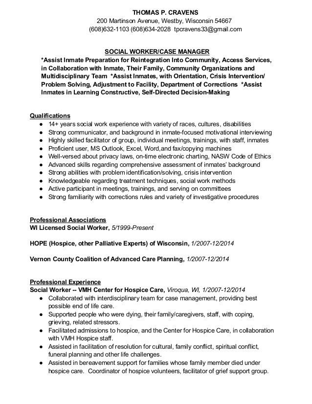 Professional hospice social worker templates to showcase your
