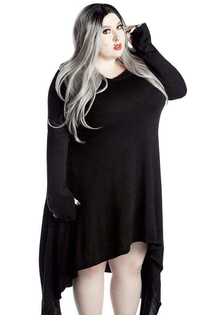 baelien queen's 'in #vybez Pinterest Resmi (151926187411098822) - After Effect Knit Dress [PLUS]
