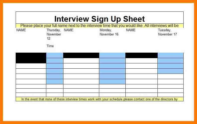 Sign In Roster Template Printable Sign In Sheet Visitor Class And - training roster template