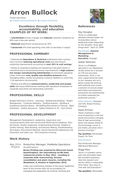 production manager resume sample node2004-resume-template - printing company general manager resume