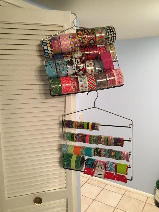 Tape Organization