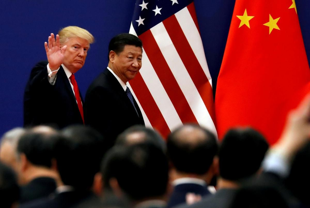 U.S. President Donald Trump said on Monday he would meet with Chinese President …