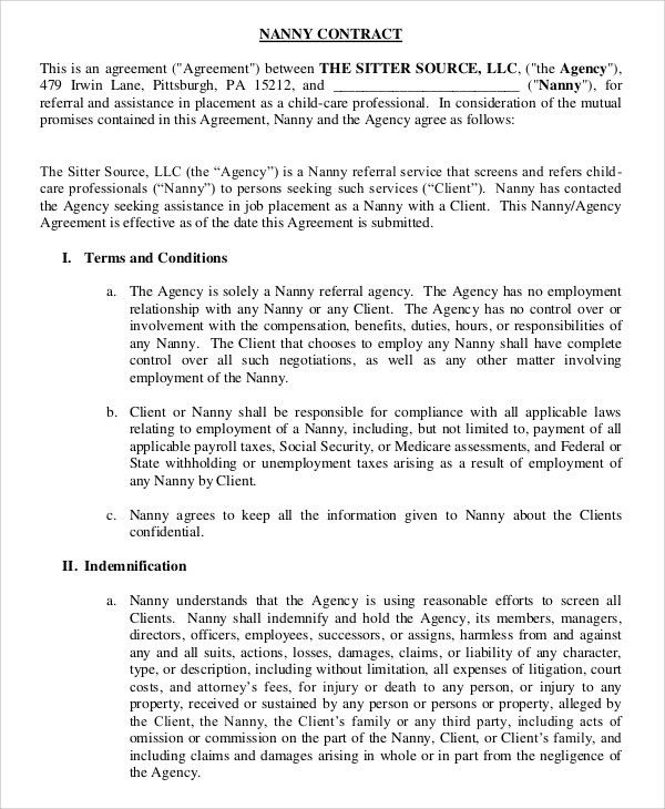 Mutual Agreement Contract Sample Contract Extension Letter - job agreement contract