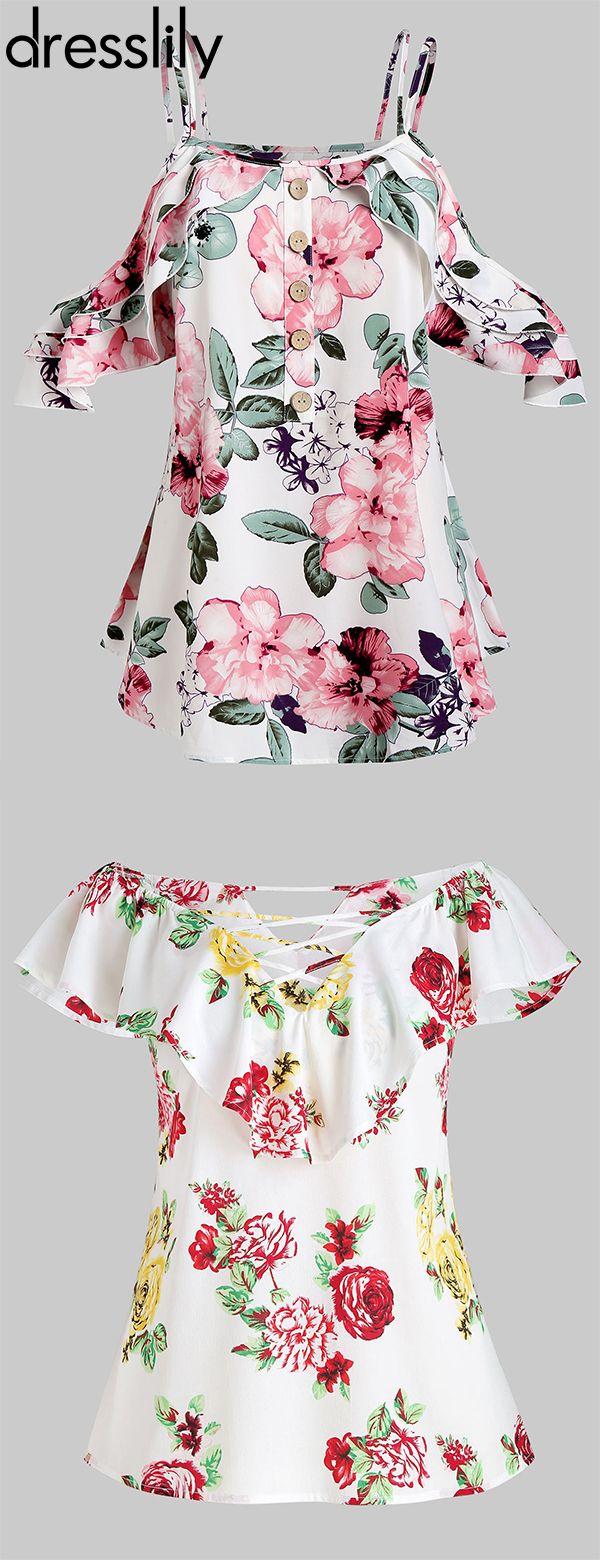 Floral Spring T Shirt