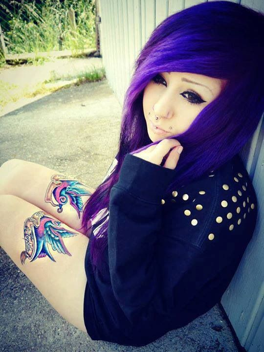 Images about tattooed girls on pinterest emo-2938