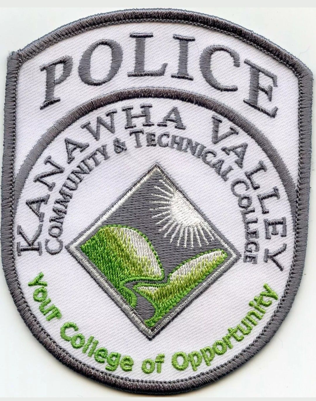 Kanawha Valley community and technical college PD Police