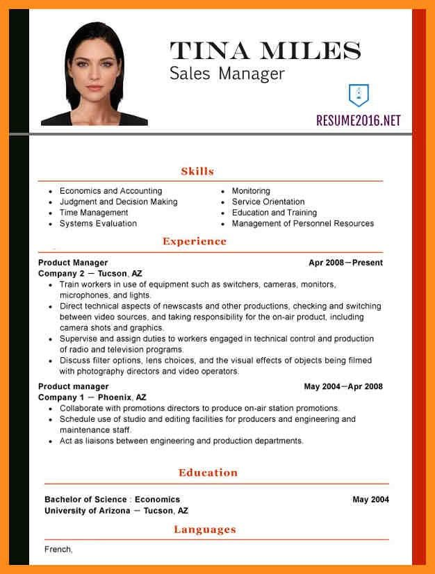 latest format resume | resume-template.paasprovider.com