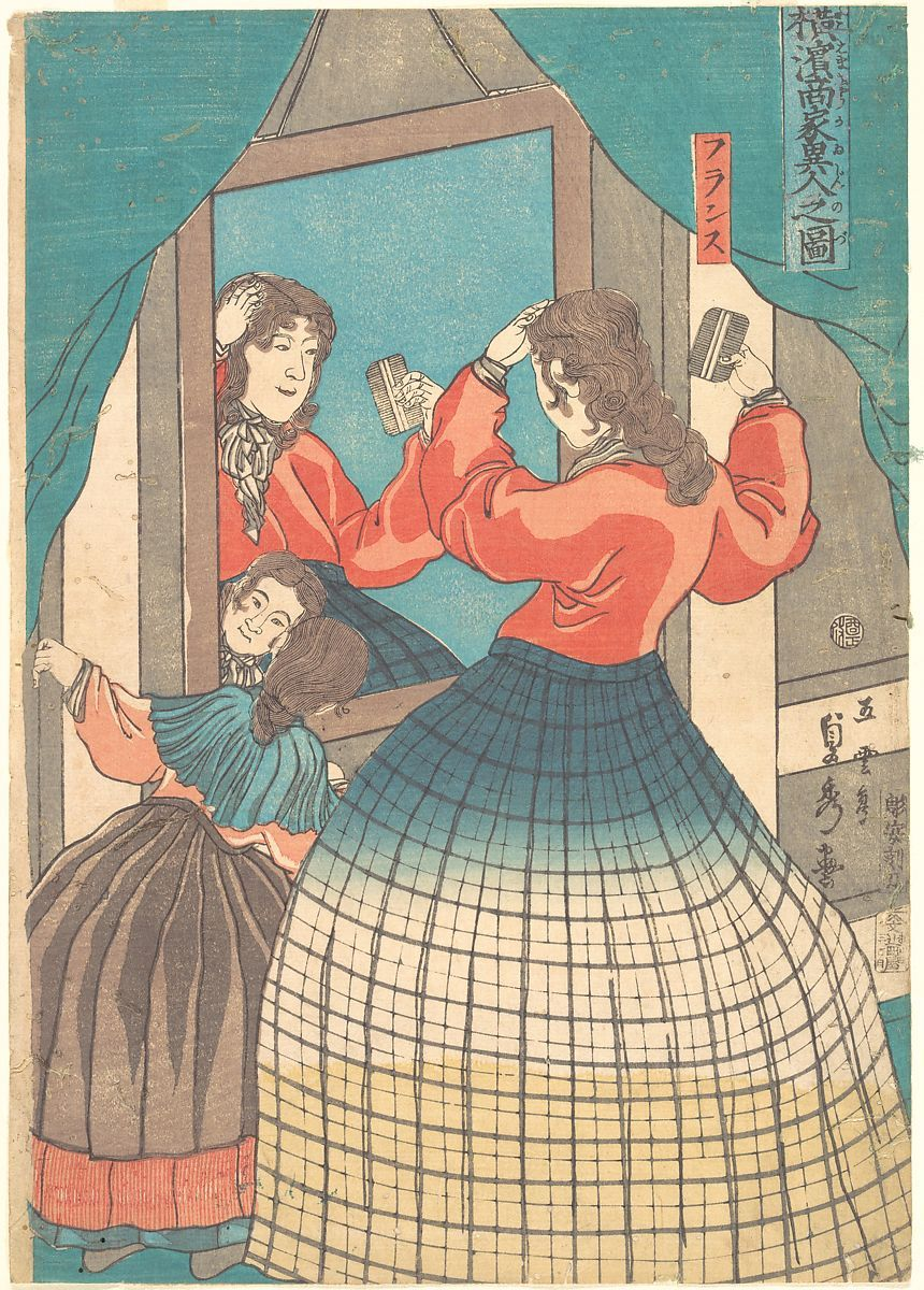 Utagawa (Gountei) Sadahide | Print | Japan | Edo period (1615–1868) | The Met