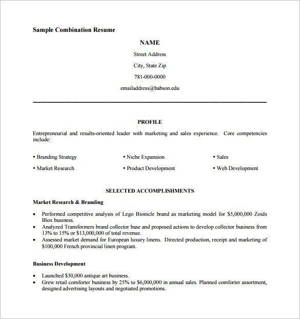 Hybrid Resume Sample Nursing Low Experienceresume Samplesvaultcom