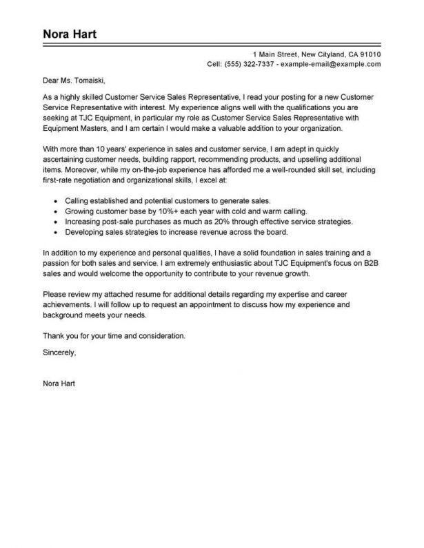 Create Cover Letter For Resume] Download How To Make A Cover