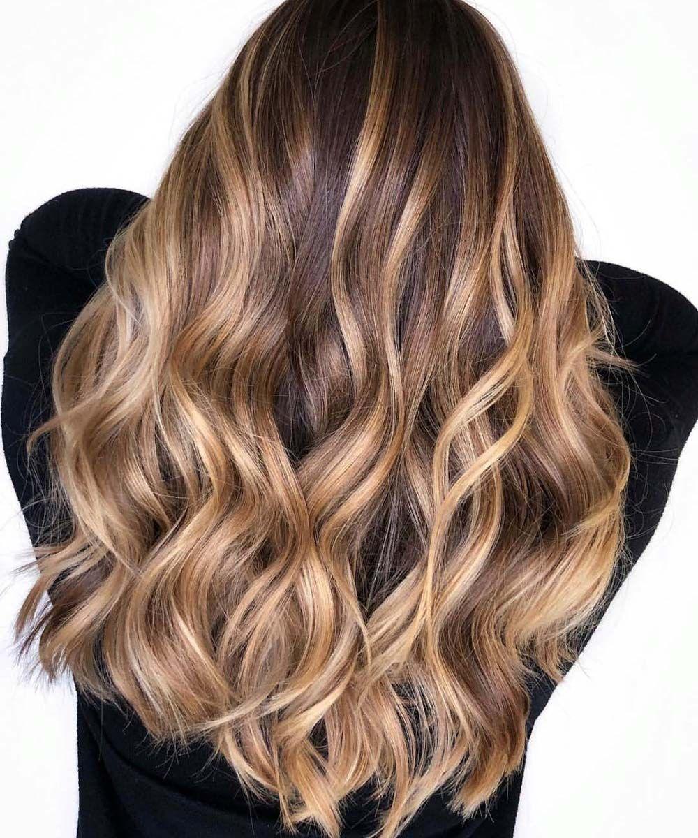 Dark rooted blonde hairs 2019