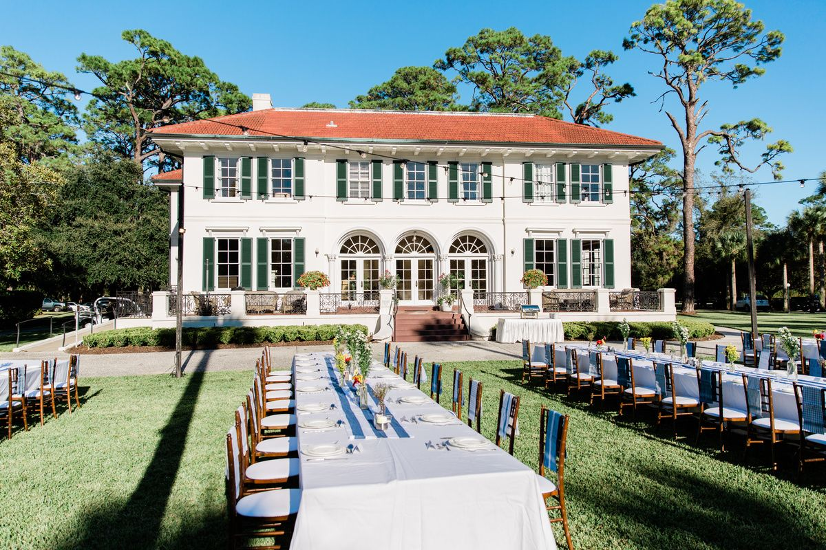 Jekyll Island Club Resort Georgia Wedding & Event Venues