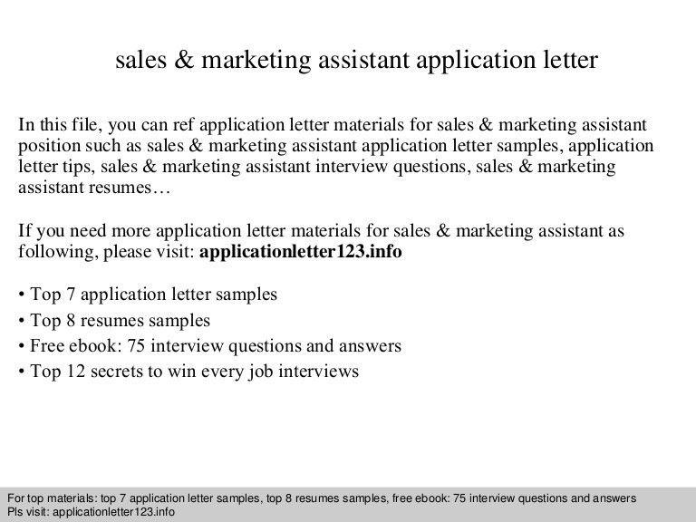 Job Description Marketing Assistant Marketing Assistant Job - marketing assistant resume