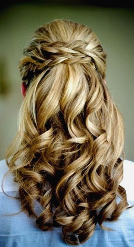 Bridesmaid Hair Styles Ideas
