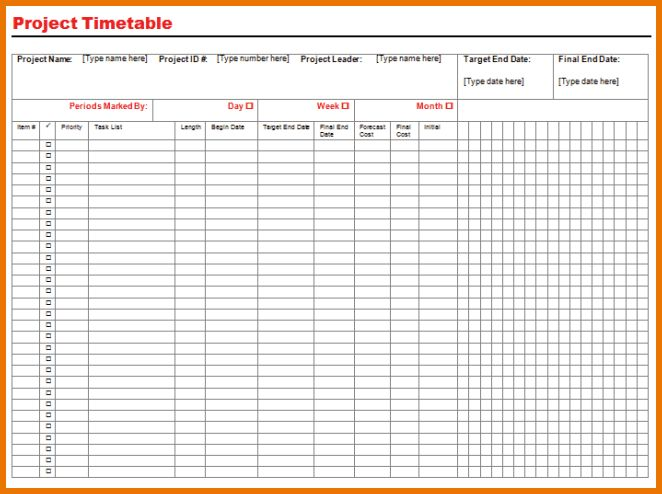 Microsoft Word Project Project Timeline Template Wordproject - timeline template word